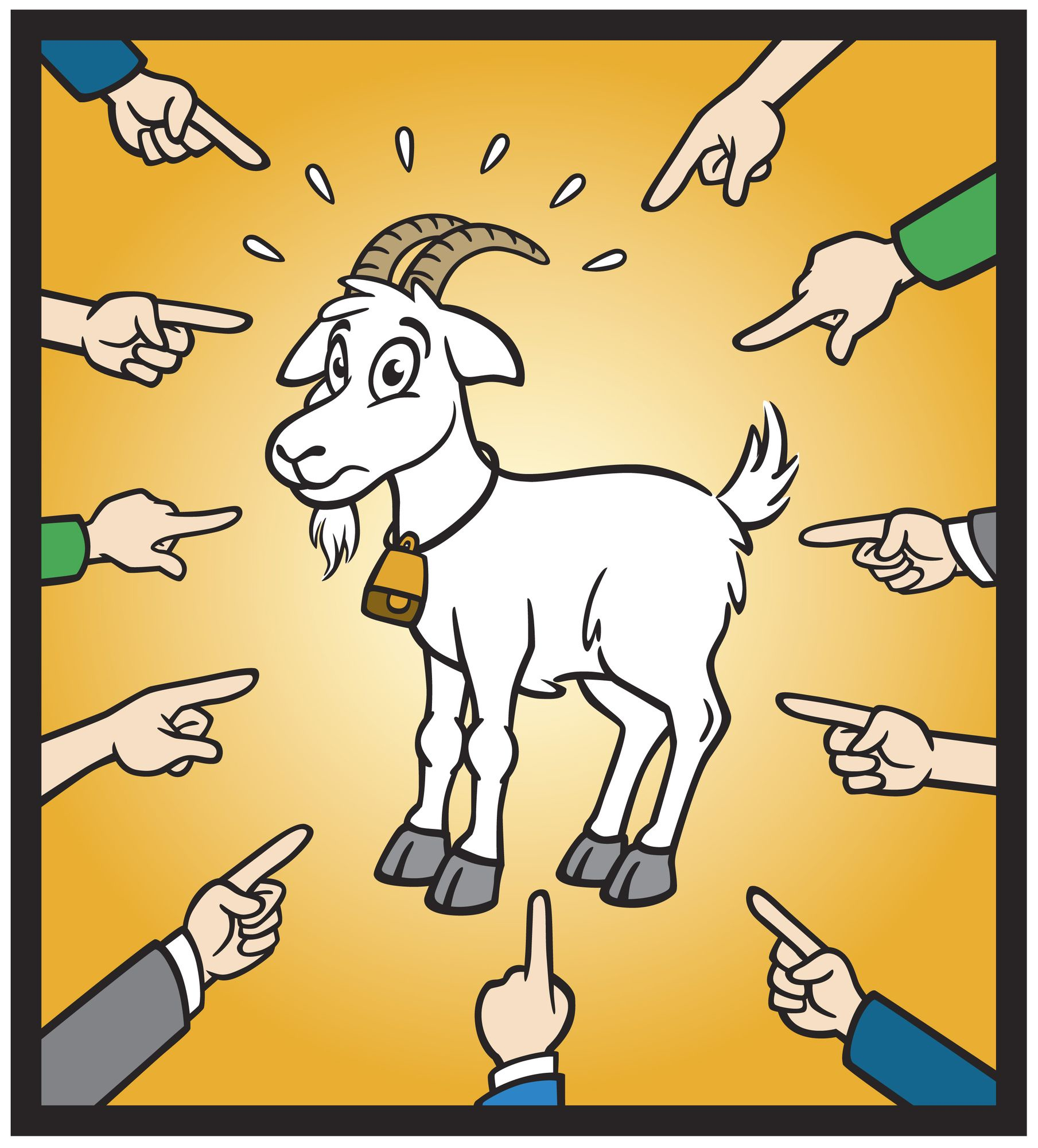 the easy scapegoat - Canadian Counselling and ...
